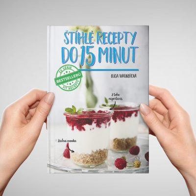 Štíhlé recepty do 15 minut kniha