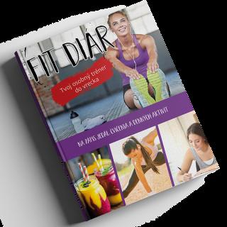 Fit diár – Tvoj osobný tréner do vrecka