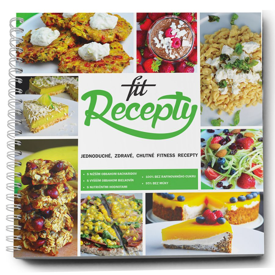 kniha fit recepty 1.diel - slovensky
