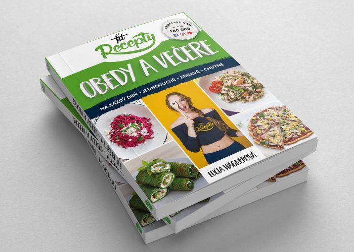 kniha fit recepty obedy a večere