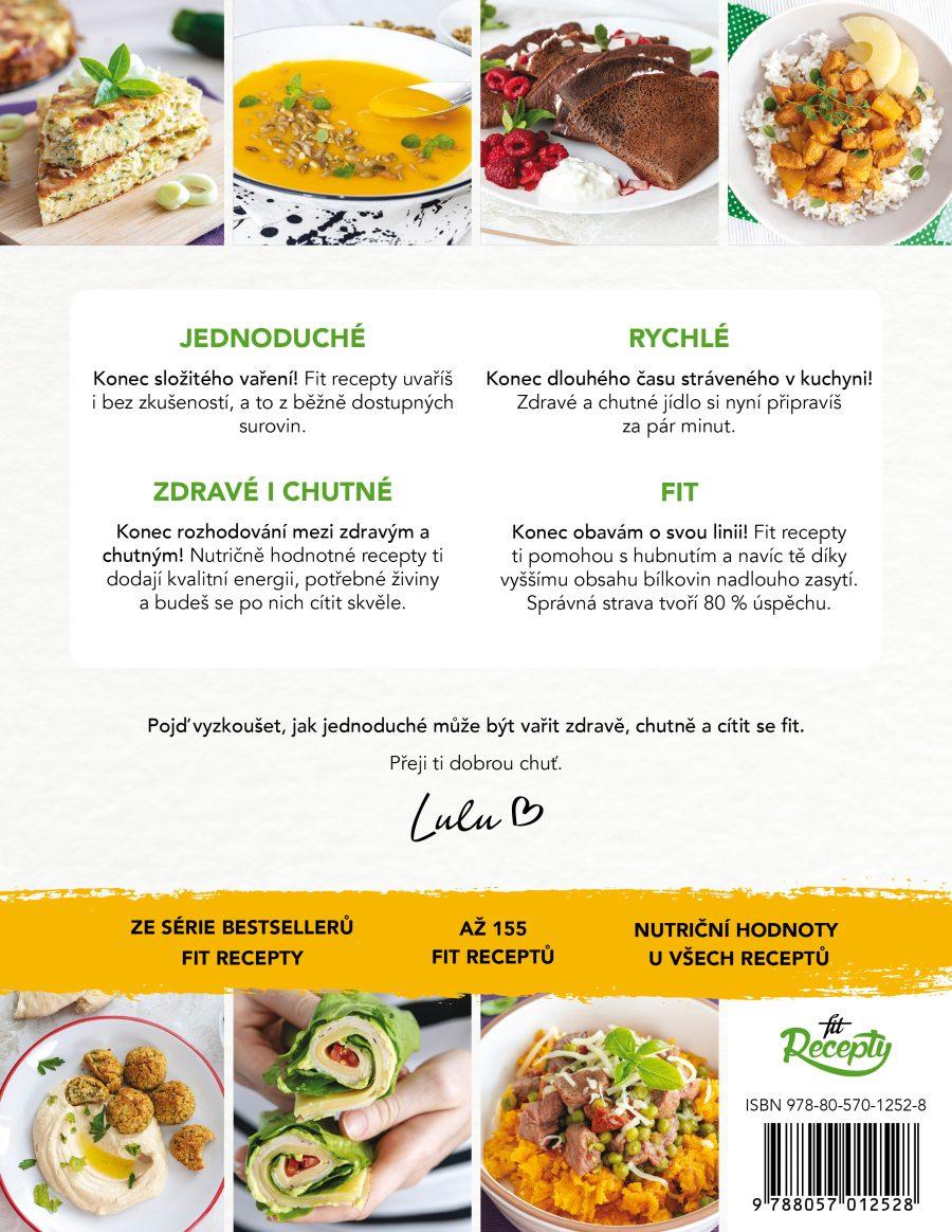 Fit recepty - obědy a večeře (česky) 2
